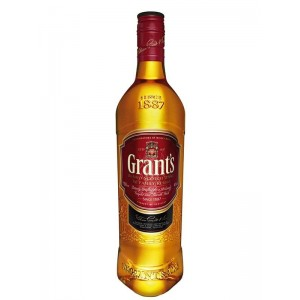 Виски Шотландии Grant's Family Reserve / Грантс Фэмили Резерв, 0.7 л [5010327000404]