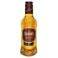 Виски Шотландии Grant's Family Reserve 5 - 6 yo / Гранст Фэмили Резерв 5-6 ео, 0.05 л [5010327209005]