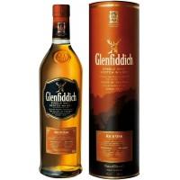 Виски Шотландии Glenfiddich Rich Oak 14 yo / Гленфиддик Рич Оук, 40%, 0.7 л [5010327325170]