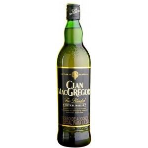Виски Шотландии Clan MacGregor 3 yo / Клан МакГрегор 3 eo, 0.5 л [5010327406015]