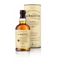 Виски Шотландии Balvenie Portwood 21 yo / Балвени Портвуд  21 eo, 0.7 л [5010327604008]
