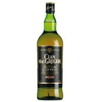 Виски Шотландии Clan MacGregor 4 yo / Клан МакГрегор 4 eo, 0.7 л [5010327905105]