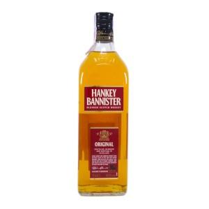 Виски Шотландии Hankey Bannister Original 3 yo / Хэнки Баннистер Ориджинал 3 ео, 0.7 л [5010509001229]