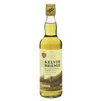 Виски Шотландии Kelvin Bridge 3 yo / Келвин Бридж 3 ео, 0.7 л [5060169800755]