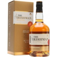 Виски Ирландии Ирландии Irishman Single Malt Irish Whisky 10 yo, 40%, 0.7 л(под.уп.) [5099811905401]