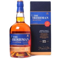 Виски Ирландии Irishman Single Malt Irish Whisky 12 yo, 40%, 0.7 л(под.уп.) [5099811906071]