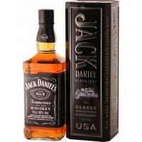 Виски США Jack Daniel's, 40%, 0.7 л в металлической коробке [5099873090473]