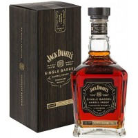 Бурбон США Jack Daniel's Single Barrel / Джек Дэниэлс Сингл Баррел, 0.7 л (под.уп.) [5099873207345]