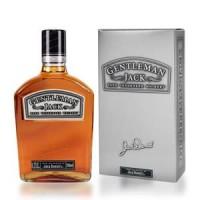Бурбон США Jack Daniel's Gentleman Jack / Джек Дэниэлс Джентльмен Джек, 0.7 л (под.уп.) [5099873238752]