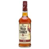 Бурбон США Wild Turkey 101 8 yo / Уайлд Туркей 101 8 ео, 0.7 л [8000040500036]