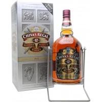 Виски Шотландии Chivas Regal 4.5 л 12 yo, 40% [080432403518]