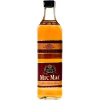 Виски Германии Mic Mac Blended Whisky, 40%, 0.7 л [4009887401708]