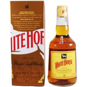 Виски Шотландии  White Horse / Уайт Хорс, 0.7 л (под.уп) [5000265101158]