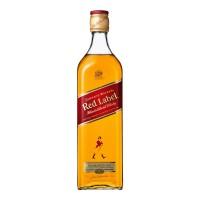 Виски Johnnie Walker Red label выдержка 4 года, 40%, 0.7 л [5000267014203]