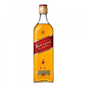 Виски Шотландии Johnnie Walker Red label 4 yo / Джонни Уолкер Ред лэйбл 4 ео, 0.7 л [5000267014203]