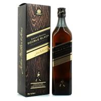Виски Шотландии Johnnie Walker Double Black 12 yo, 40%, 0.7 л(под.уп.) [5000267116303]