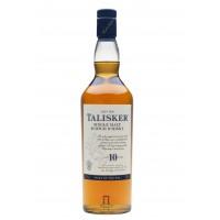 Виски Шотландии Talisker 10 yo / Талискер 10 лет, 45,8%, 0.7 л [5000281005416]