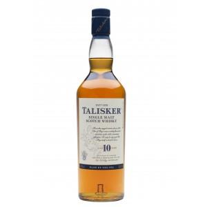 Виски Шотландии Talisker 10 yo / Талискер 10 ео 0.7 л [5000281005416]