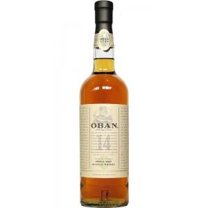 Виски Шотландии Oban 14 yo / Оубэн 14 ео 0.7 л [5000281005447]