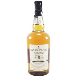 Виски Шотландии Glen Elgin 12 yo / Глен Элгин 12 ео, 0.7 л [5000281016474]