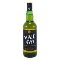 Виски Шотландии Vat 69 3 yo / ВАТ 69 3 eo, 0.7 л [5000292261115]