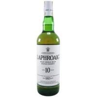 Виски Laphroaig 10 лет выдержки, 40%, 0.7 л [5010019640260]