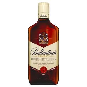 Виски Шотландии Ballantine's Finest / Баллантайнс Файнест, 0.7 л [5010106113127]