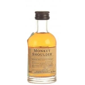 Виски Шотландии Monkey Shoulder / Манки Шоулдер, 0.05 л [5010327609003]