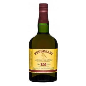 Виски Ирландии Redbreast 12 yo / Редбрист 12 eo, 0.7 л(под.уп.) [5011007008345]
