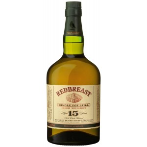 Виски Ирландии Redbreast 15 yo / Редбрист 15 ео, 0.7 л (под.уп.) [5011007019518]