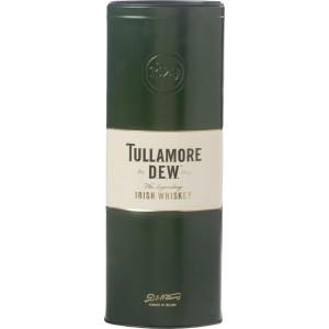 Виски Ирландии Tullamore Dew Original / Талмор Дью Ориджинал, 0.7 л (тубус) [5011026108972]