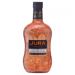 Виски Шотландии Jura Origin 10 yo, 40%, 0.7 л (под.уп.) [5013967011823]