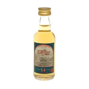 Виски Великобритании Arran 14 yo / Арран 14 ео, 0.05 л [5060044482342]