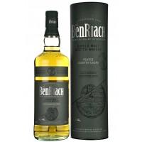 Виски Великобритании BenRiach Peated Quarter Cask, односолодовый, /тубус/, 40%, 0.7 л [5060399682619]