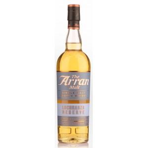 Виски Великобритании Arran Lochranza Reserva / Арран Лохранза Резерв 0.7 л (тубус) [506044482632]