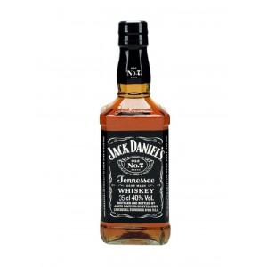 Виски США Jack Daniels / Джек Дэниэлс, 40%, 0.35 л [5099873089712]