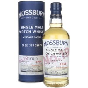 Виски Великобритании Mossburn Casks No19 Glen Elgin 10 YO / Моссбёрн No19 10 лет, 59%, 0.7 л [5060033847251]