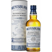 Виски Шотландии  Mossburn Island / Моссбёрн Айлэнд, 46%, 0.7 л, (в тубусе) [5060033847114]