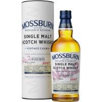 Виски Великобритании Mossburn Vintage Casks No2 Inchgower Distillery 10 YO / Моссбёрн Винтаж №2, 46%, 0.7 л [5060033847145]