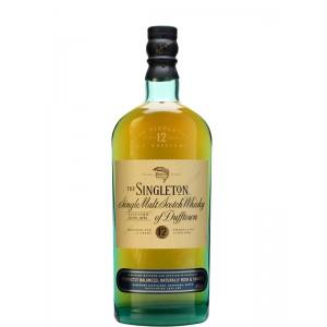 Виски Шотландии The Singleton of Dufftown / Синглтон Даффтаун, 12 лет, 40%, 0.5 л [5000281048338]