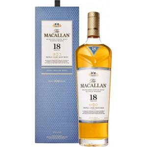 Виски Macallan Fine Oak 18 YO 0.7 л 43% [5010314049409]
