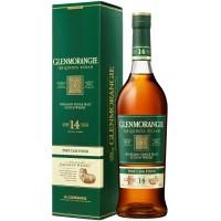 Виски Шотландии Glenmorangie Quinta Ruban 14 Years Old / Гленморанджи Куинта Рубан, 46%, 0.7 л (под.уп) [5010494951813]