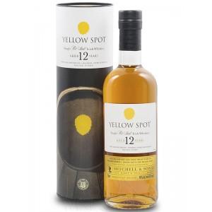 Виски Ирландии Mitchells Yellow Spot 12 yo / Митчеллс Йеллоу Спот 0.7 л (под.уп.) [5011007024475]