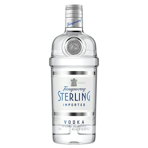 Водка Tanqueray Sterling 1 л 40% [0088110111069]
