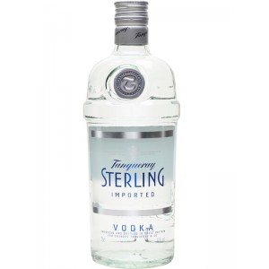 Водка Tanqueray Sterling, 40%, 0.75 л [5000281005966]