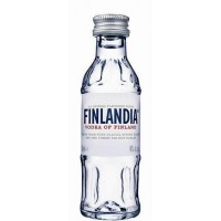 Водка Финляндии Finlandia, 40%, 0.05 л [6412709021509]