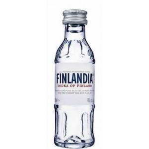 Водка Финляндии Finlandia / Финляндия, 0.05 л [6412709021509]