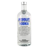 Водка Absolut 1 л, 40% [7312040017034]