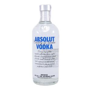 Водка Швеции Absolut / Абсолют, 0.5 л [7312040017072]