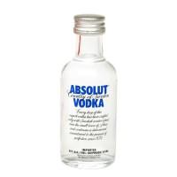 Водка Absolut, 40%, 0.05 л [7312040017508]